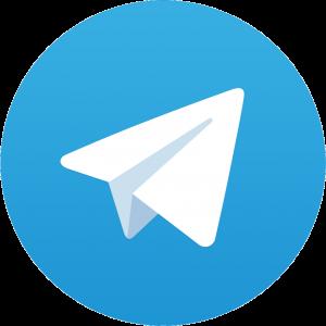 100 підписників Telegram